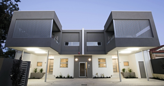 Mt Hawthorn – Multi Unit Development